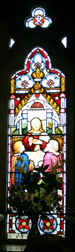 Altar - right panel