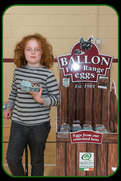 Ballon Free Range Eggs