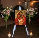 The Holy Family painting presented to all churches