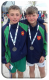Shane-Duffy and Evan Corr MDR under 14 relay 4th place
