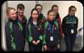 Quiz team under 14 with Caroline Byrne 2017 copy