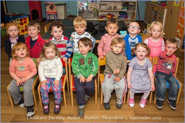 Playschool 2 B