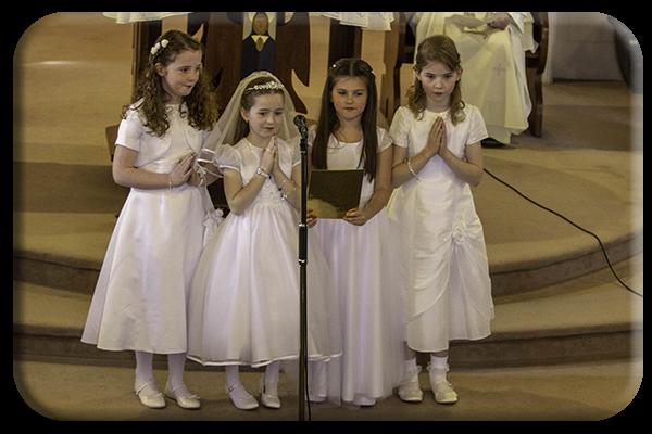 Prayers after Communion