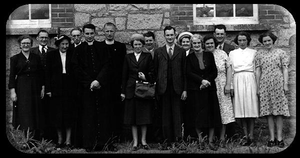 Fr E Mulvihill ordination