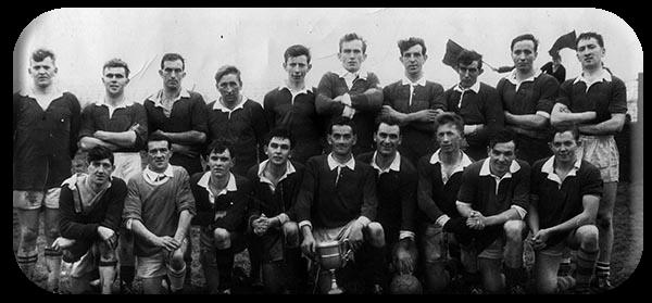 Kilbride-Rathoe, Carlow Junior Football champions 1964