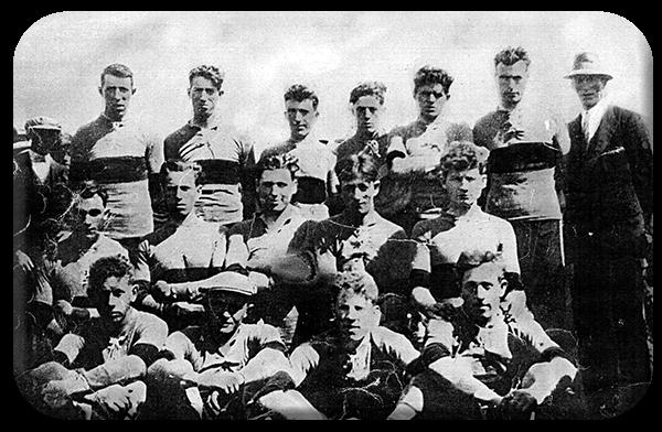 Kilbride team1935