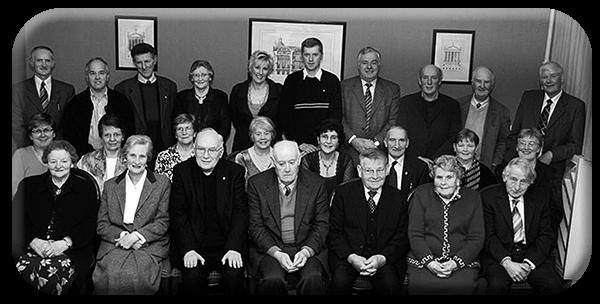 "Parish Council ""Thankyou Dinner"" 2008"