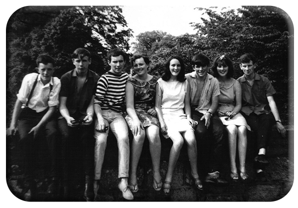 Summer of 1967 at Aghade