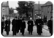 Cardinal Spellman's visit 1953