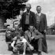 Locals in Ballon 60 years ago