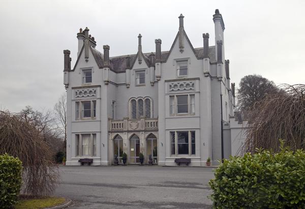 Ballykealey Manor Hotel.