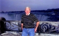 Pat Lalor at Niagara Falls
