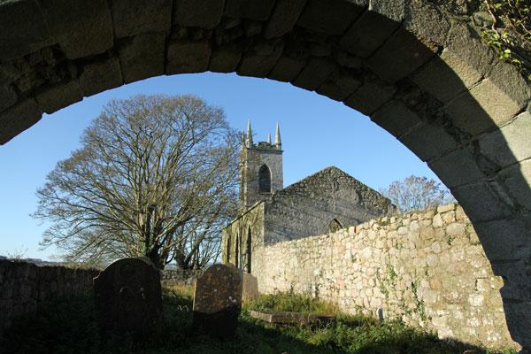 Kellistown Church