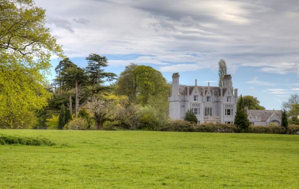 Ballykealey Manor Hotel - pastoral