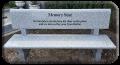 Graveyard memorial