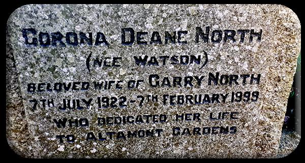 Coroner North Headstone