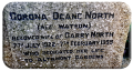 Coroner North Headstone