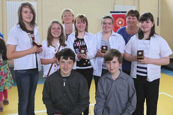 School Prize Winners